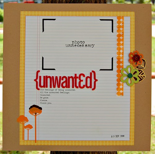 {unwanted}