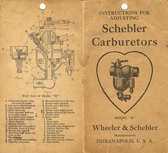 Schebler Carburetors (BSMK1SV) Tags: usa indianapolis indian harley harleydavidson yale thor henderson cyclone excelsior carb carburettor carburetter modelh americanx scheblercarburetors carbie wheelerschebler