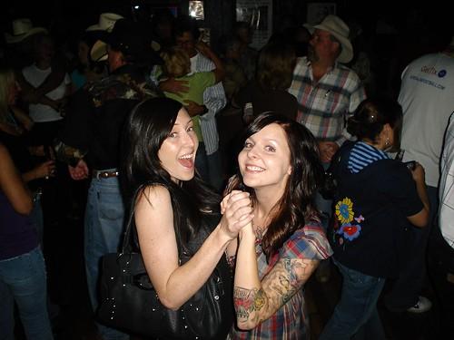 country dancin'!