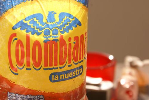 la nuestra colombiana