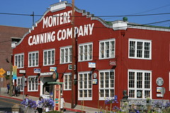 Cannery Row, just starting to wake up. (SimplyWithStyle) Tags: california travel monterey canneryrow