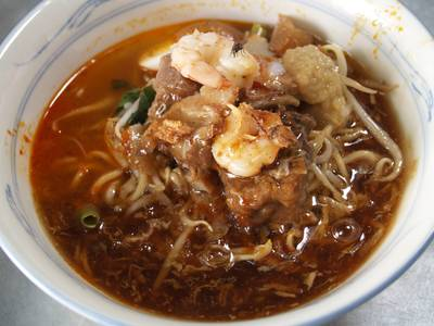 Hokkien Lor Mee with Pork Ribs