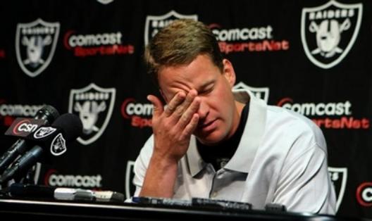Raiders coach