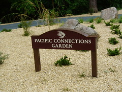 Pacific Connections Signage