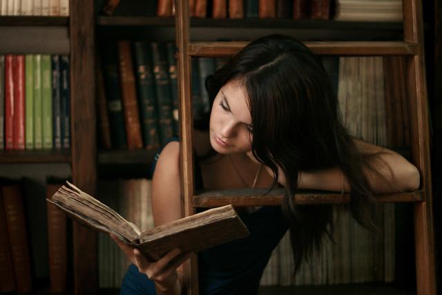 ratita de biblioteca