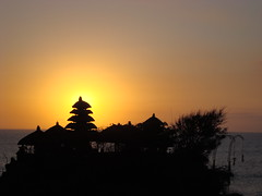 11 - Tanah Lot sunset