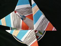 Origami Butterfly Paper Napkins