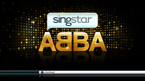 ABBA Intro Screen