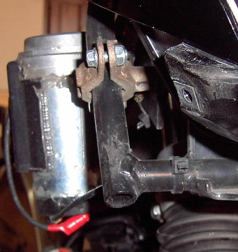 Stebel Nautilus Motorcycle Air Horn Question