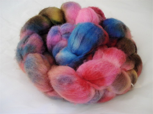 Superwash Merino dyed