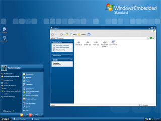 Windows Embedded Theme
