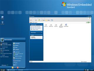 Windows Embedded Theme