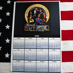 A Reminder for Right-Wingnuts on Flickr (Politics for Misfits) Tags: blue red usa white us election calendar flag president michelle vote republican democrat obama