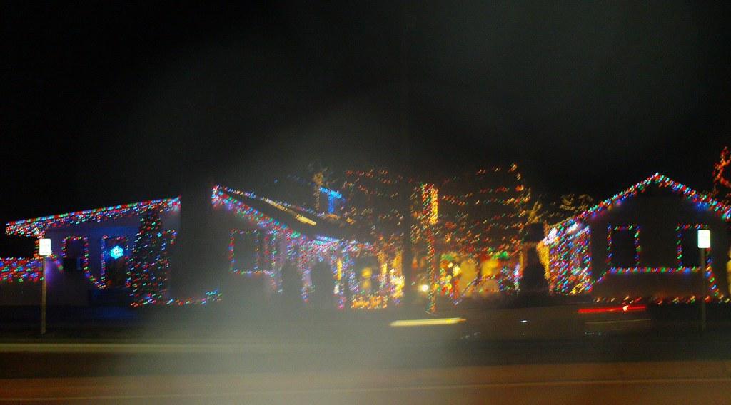 House, left side