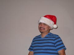 Santa Hat Day!
