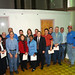 2008 Classified Service Awards recipients