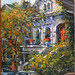 """1838 Lincoln Park West"" by Mort Luby"