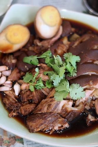 La cocina exótica de Tailandia