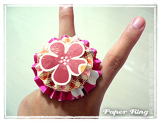 PaperRing by you.