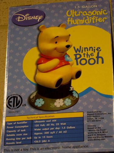 3141396233 e15a6a11b0 Amputated Winnie the Pooh Humidifier