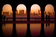 Doha the City of Wonders (@lkuwari ..Nippon :D) Tags: