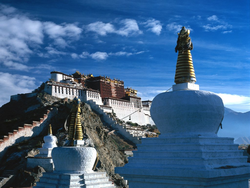 Tibet Landschaft Hd Hintergrundbilder Kostenlos 180