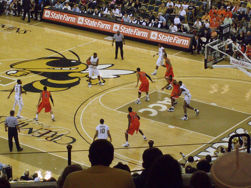 Georgia Tech vs. Virginia