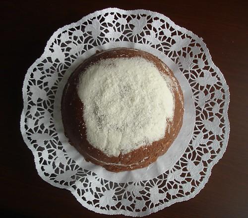 karlı uludağ pastası