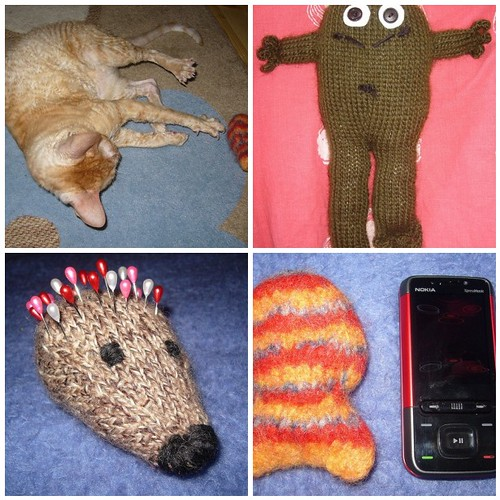 knitted toys 2008