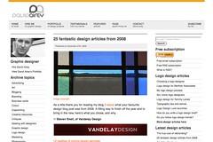 25 fantastic design articles from 2008 | David Airey » graphic designer, logo designer_1230861251229