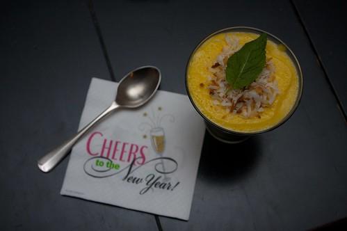 new years dessert!
