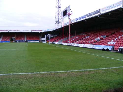 blundell park grimsby