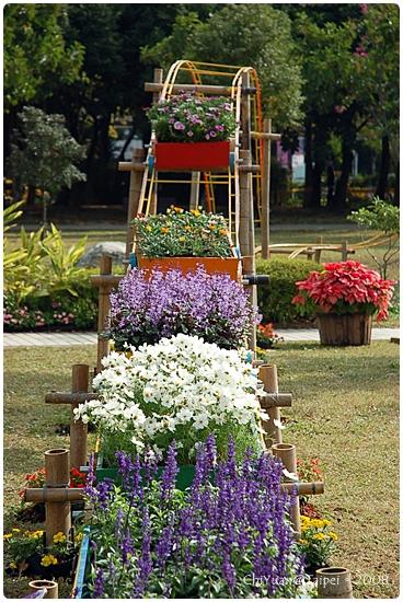 [台北] 天旋地轉&孩子樂園(2009台北花卉展)