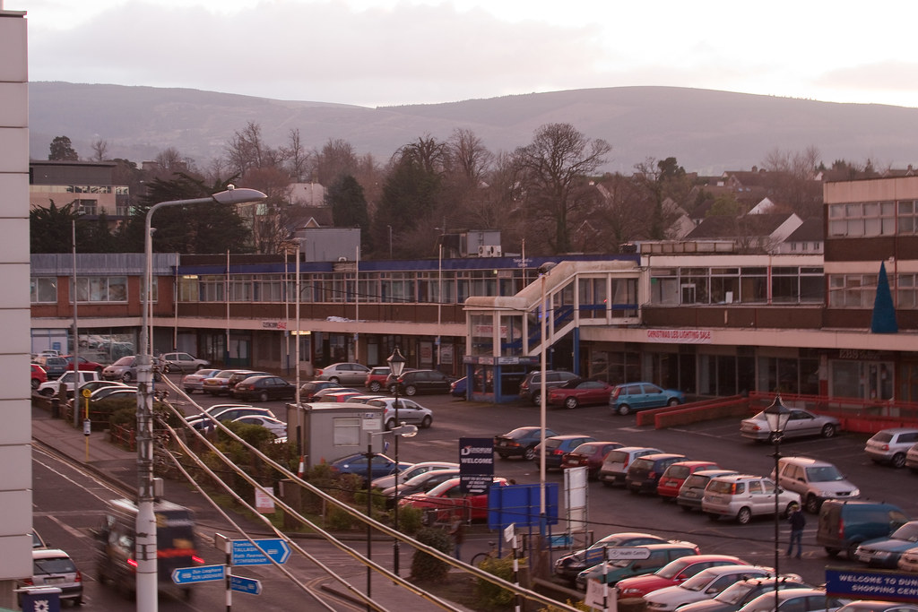 Old Shopping Centre - Dundrum