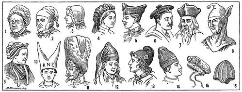 Hats / chapéus