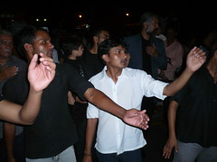 P1010876 (Art of Tahir) Tags: street israel maurice religion shia muharram ashura procession moris mauritius manifestation gaza matam ashoura portlouis moharram protestation ashurah khoja azadari matamdari ashourah