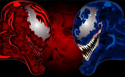 carnage vs venom. carnage vs venom