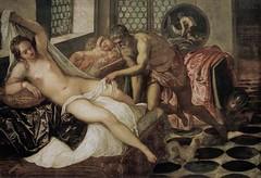 Vulcano sorprende a Venus y Marte de Tintoretto (colealomartes) Tags: uffizi