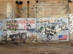 toy diss dead krakhead (ExcuseMySarcasm) Tags: street urban streetart art mi dead toy graffiti michigan detroit diss marred krakhead