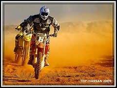 Strength (TOP-HASSAN ( HaSSaN AL-DASHTi )) Tags: sport club speed photography dirtbike kuwait 2009 d300 bayt lothan      tophassan
