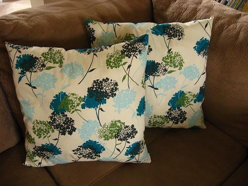 Fat Quarter Pillows