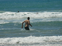 The Day Liz took her NEW FIRST STEPS - 040 (Just Rye Oh) Tags: newzealand oceanbeach hawkesbay