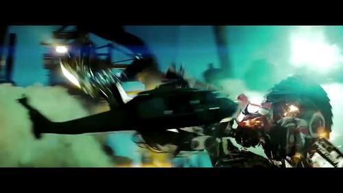 Transformers 2 ojos Constructicon Terex RH400