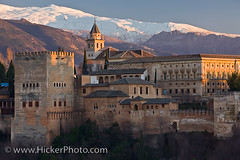 The Alhambra (La Alhambra) in the city of Granada in Andalusia, Spain (Rolf Hicker Photography) Tags: city spain europe alhambra granada andalusia andalusiagranada provinceofgrenada