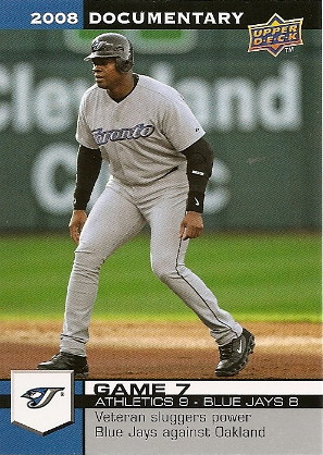 Frank Thomas by you.