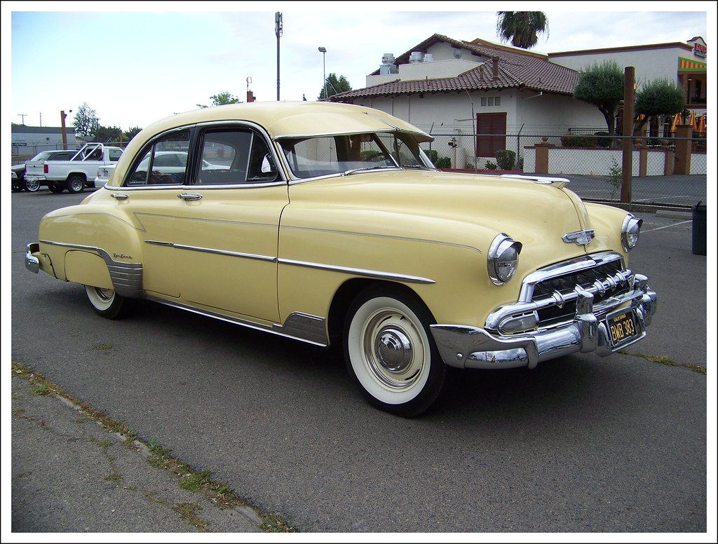 The Worlds Best Photos Of Chevy And Sunvisor Flickr Hive Mind Additional Wiring Diagram For 1950 Chevrolet Convertible 1952 Deluxe Bob Real Deal Tags Ca Old School White