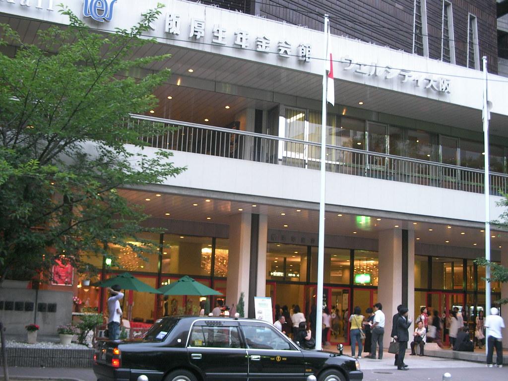 大阪厚生年金会館 久しぶりで大阪厚生年金会館は小さいイメージがあったのですが、間違ってい...