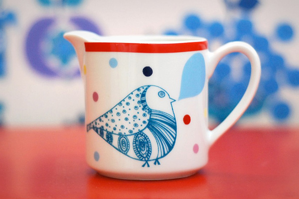 Ninainvorms Etsy Little Bird Jug