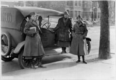 DMP-DD352 WORLD WAR ONE US Women's Radio Corps (damopabe) Tags: woman female radio soldier army us women military worldwari corps