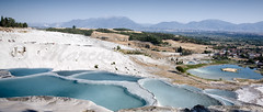 Pamukkale / Turqua / Explore (Marcos Rivero / Fotgrafo) Tags: travel canon turkey eos agua foto valle paisaje lagos explore 5d 500 turismo piscinas fuentes 1000 visitas pamukkale montaas viajar turqua naturales falla agencia depresin visitar minerales termales aguastermales sudoeste 24105l castillodealgodn marcosrivero tectnicos piedrapome romenderes cuencaterremotos